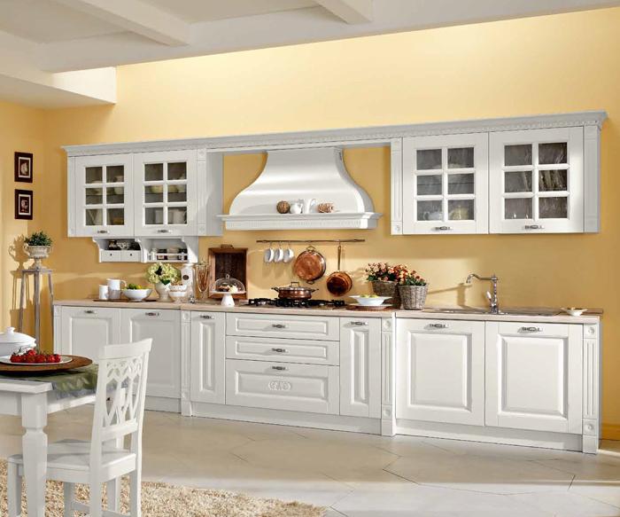 Cucine Classiche collezione Sanasi Cucine - Foto e design ...