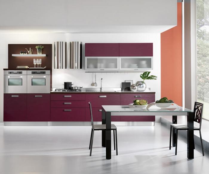 Cucina Moderna Febbraio.Cucine Moderne Collezione Sanasi Cucine Foto E Design