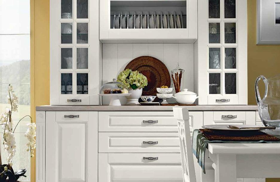 mobile cucina bianca classica sanasi borgo salento san pancrazio lecce dubai brindisi