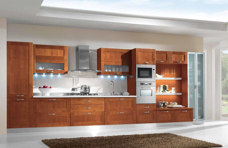 Cucine Componibili Brindisi.Ambra Cucina Sanasi Collezione Cucine Contemporanee Sanasi