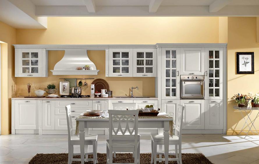 Collezioni cucine classiche, cucine moderne e cucine contemporanee ...