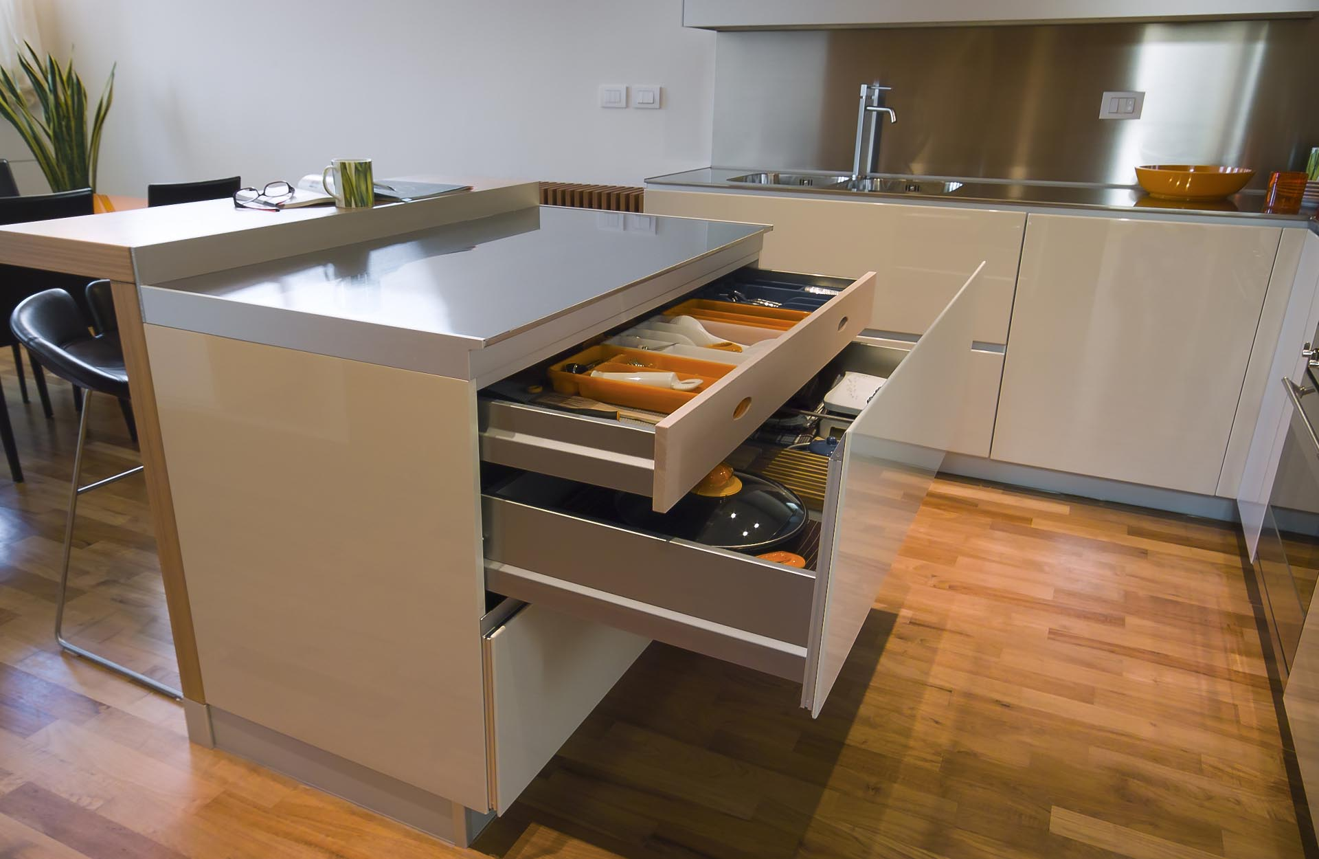spazi in cucina