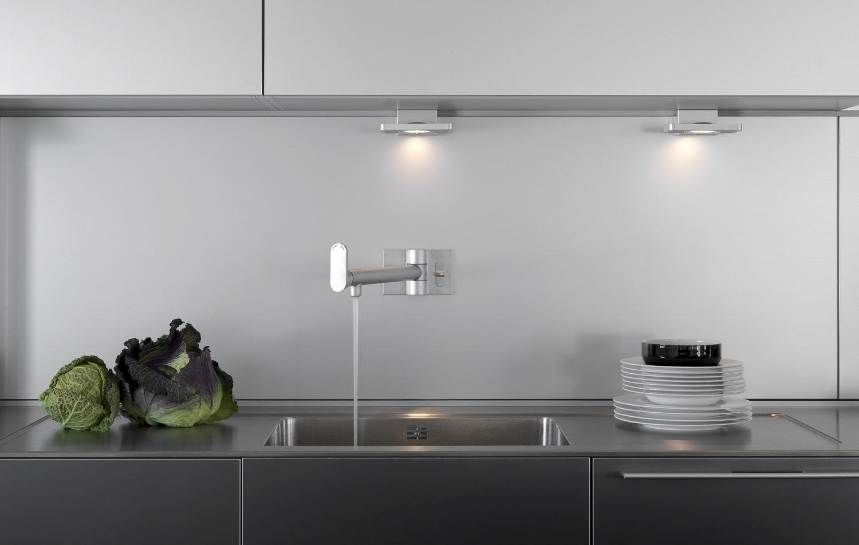 progettazione lavello cucina su misura lecce brindisi taranto