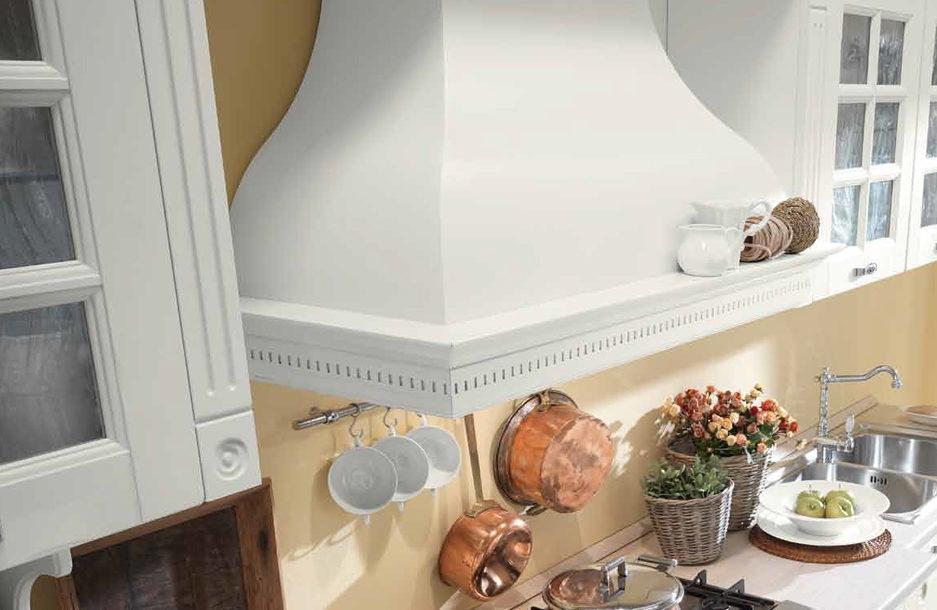 cappa cucina classica sanasi borgo salento san pancrazio lecce dubai brindisi