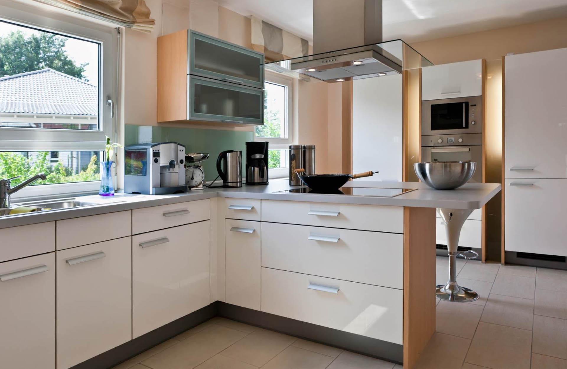 Cucine Componibili Con Angolo cucina ad angolo: una configurazione ergonomica - sanasi cucine