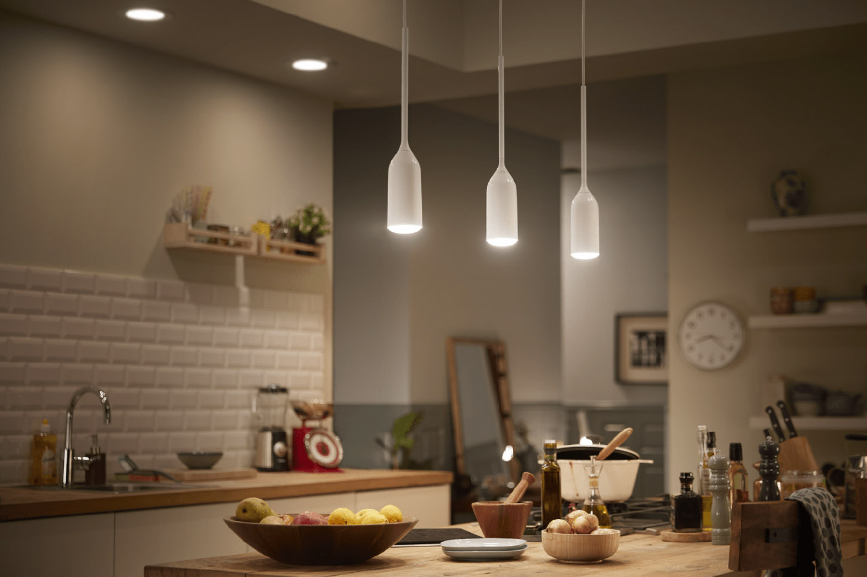 Illuminazione Piano Lavoro Cucina illuminazione in cucina: i consigli per non sbagliare